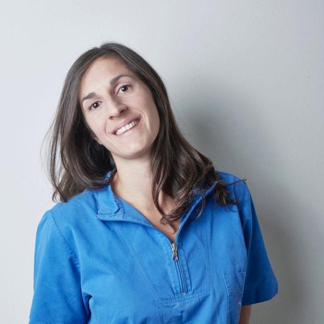 Francesca Tassinari staff studio ortodontico Preda Bologna