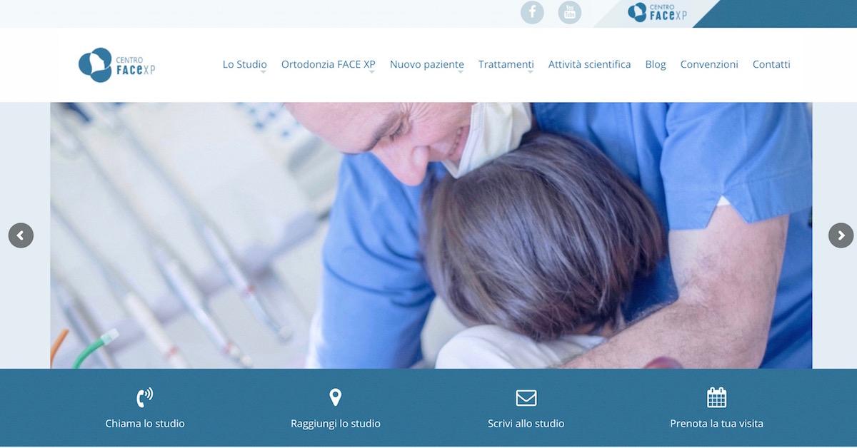 sito web studio ortodonzia