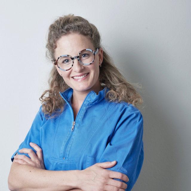 Vanessa Frisch staff studio ortodontico Preda Bologna