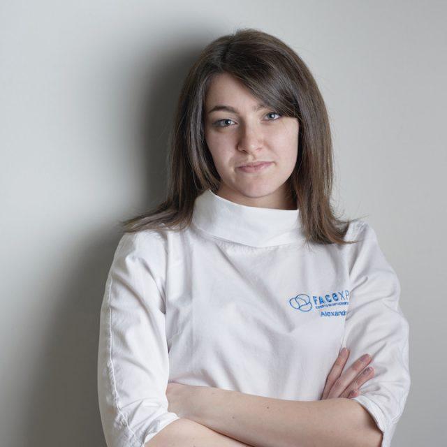 Alexandra Franzoni staff studio ortodontico Preda Bologna